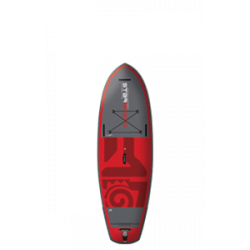 """2018 STARBOARD INFLATABLE 11'0""""X34"""" RED DELUXE STREAM RIVER/WHITE WATER TAVOLE SUP"""