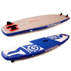 """2018 STARBOARD INFLATABLE 9'6""""X36""""X4.75"""" BLUE ASTRO POLO TAVOLE SUP"""