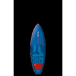"2018 STARBOARD 10'6""X21.5"" HYBRID CARBON KIDS SPRINT TAVOLE WINDSURF"