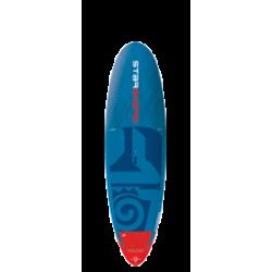 """2018 STARBOARD 11'2""""X36"""" CARBON BALSA AVANTI SURF N' CRUISE"""