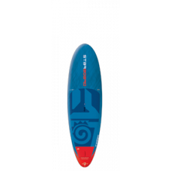 "2018 STARBOARD 8'5""X30"" CARBON BALSA POCKET ROCKET SURF N' CRUISE"