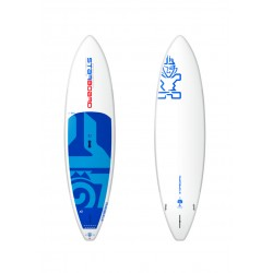 "2018 STARBOARD 11'2""X32"" STARSHOT WIDE POINT TAVOLE SUP"