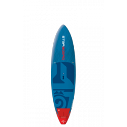 "2018 STARBOARD 10'5""X32"" CARBON BALSA WIDE POINT TAVOLE SUP"