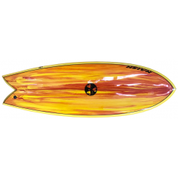 2018 NAISH GERRY LOPEZ RETRO FISH TAVOLE SURF