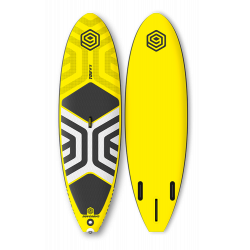 "2018 NOVENOVE INFLATABLE 8'2"" FUSION TECH TOY WAVE & KID TAVOLE SUP"