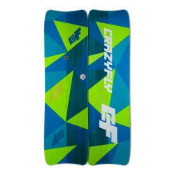 2018 CRAZYFLY CRUISER LW LIGHTWIND TAVOLE KITEBOARD