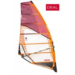 2017 GUNSAILS RAPID NO CAM FREERACE VELA DA WINDSURF