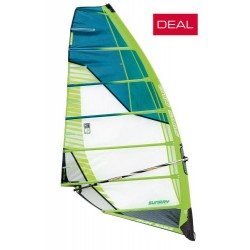 2017 GUNSAILS SUNRAY 2 CAM PERFORMANCE FREERIDE VELA DA WINDSURF