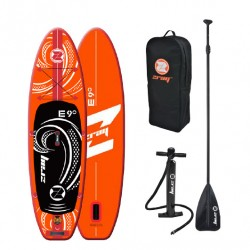 2018 ZRAY E9 SUP 9X30X5 (CM 275X75X13) 194 LITRI STAND UP PADDLE ALL AROUND 1 PINNA CENTRALE TAVOLA SUP INFLATABLE GONFIABILE