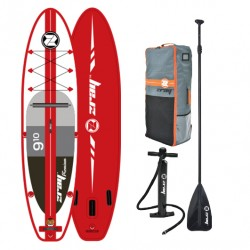 "2018 ZRAY A1 PREMIUM 9'10""X30""X6""(CM 300X76X15)SUP STAND UP PADDLE TOURING3 PINNE - TAVOLA SUP GONFIABILE INFLATABLE"
