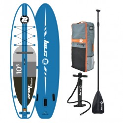 "2018 ZRAY A2 PREMIUM 10'6""X30""X6"" (320X81X15 CM) 270 LITRI SUP STAND UP PADDLE TOURING -TAVOLA SUP GONFIABILE INFLATABLE"