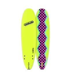 """CTAH SURF LOG - 8'0"""" Electric Lemon/80's Steeze TAVOLA DA SURF SOFT"""