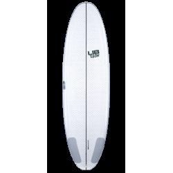"""2018 LIBTECH 6'6"""" WB EXTEN RAMP TAVOLE SURF"""