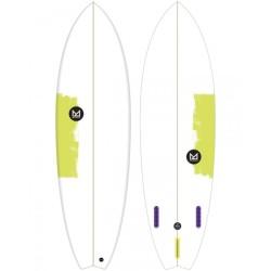 "2018 MAHALO FISH 6'0"" TEVAA TAVOLE SURF"