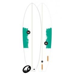 """2018 MAHALO WINGFISH 6'3"""" MIKALA TAVOLE SURF"""