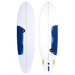"2018 MAHALO FUN SQUASH KEANU 6'8"" INOKE TAVOLE SURF"