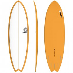 2018 TORQ TET EPOXY FISH PINLINE COLOR TAVOLE SURF