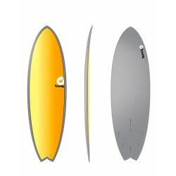 2018 TORQ TET EPOXY FISH FULL FADE TAVOLE SURF