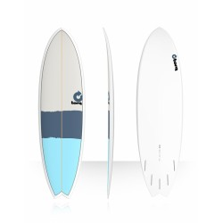 2018 TORQ TET EPOXY FISH NEW CLASSIC TAVOLE SURF