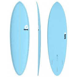 2018 TORQ TET EPOXY FUN COLOR BLUE TAVOLE SURF