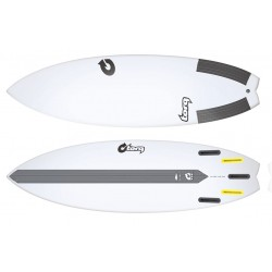 2018 TORQ TEC EPOXY PERFORMANCE FISH TAVOLE SURF