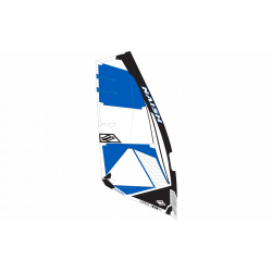 2019 NAISH WHITE/BLUE FORCE IV VELE WINDSURF