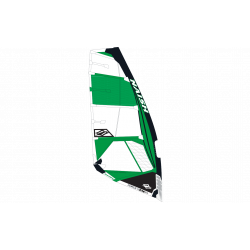 2019 NAISH GREEN/WHITE FORCE V VELE WINDSURF