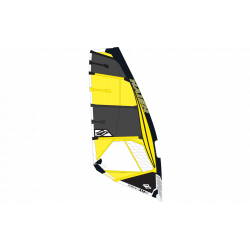 2019 NAISH YELLOWGREY FORCE V VELE WINDSURF