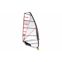 2019 NAISH RED/WHITE SPRINT VELE WINDSURF