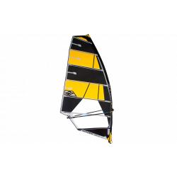 2019 NAISH YELLOW/GREY NOA VELE WINDSURF