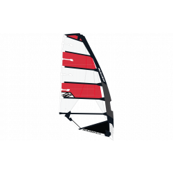 2019 NAISH RED/WHITE SL VELE WINDSURF