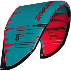 2019 NAISH TEAL/RED PIVOT ALI KITEBOARD