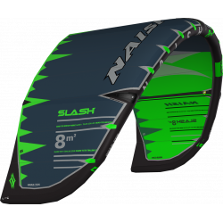 2019 NAISH GREY/GREEN SLASH ALI KITEBOARD
