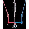2019 NAISH 24 TORQUE 5-LINE 50 CONTROL SYSTEM BAR KITE