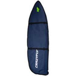 2019 CRAZYFLY 6'2'' x 21'' SURF BAG ROLLER SACCA SURF