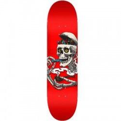 2019 POWELL PERALTA 248 RED CURB SKELLY SKATE