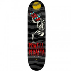 2019 POWELL PERALTA 242 CHARCOAL HANDPLANT SKELLY SKATE
