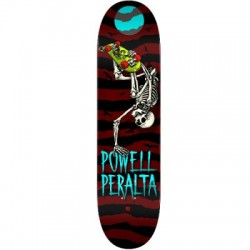 2019 POWELL PERALTA 243 BURGUNDY HANDPLANT SKELLY SKATE