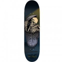 2019 POWELL PERALTA 242 BLUE GARBAGE CAN SKELLY SKATE