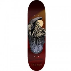 2019 POWELL PERALTA 243 BURGUNDY GARBAGE CAN SKELLY SKATE