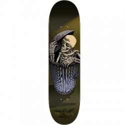 2019 POWELL PERALTA 244 OLIVE GARBAGE CAN SKELLY SKATE