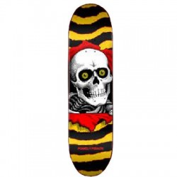 2019 POWELL PERALTA YELLOW RIPPER SKATE