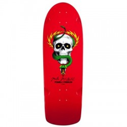 2019 POWELL PERALTA LIMITED EDITION BONES BRIGADE MCGILL SKULL&SNAKE LTD RED SKATES OLD SCHOOL