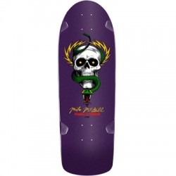 2019 POWELL PERALTA LIMITED EDITION BONES BRIGADE MCGILL SKULL&SNAKE LTD PURPLE SKATES OLD SCHOOL