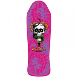 2019 POWELL PERALTA LIMITED EDITION BONES BRIGADE MCGILL LTD PINK SKATES OLD SCHOOL