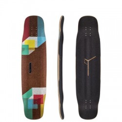 2019 LOADED TESSERACT LONGBOARD DECK