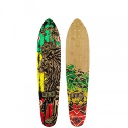 2019 RIVIERA SKATEBOARDS KING OF KINGS LONGBOARD DECK