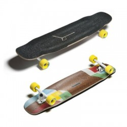 2019 LOADED TESSERACT LONGBOARD SKATES COMPLETI