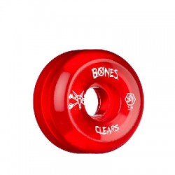 2019 BONES CLEAR RED SPF RUOTE SKATE