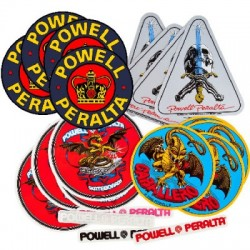 2019 POWELL PERALTA ASSORTED PACK ADESIVI